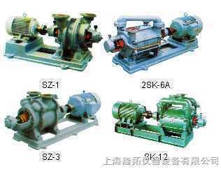 SK-1.5水�h式真空泵 ��:
