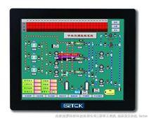 Getck-104TC-ATOM工业平板电脑新品,带4G电子盘正版XP Pro操作系统