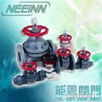 塑料隔膜阀丨上海塑料隔膜阀厂家-适用于防腐管道
