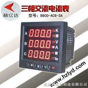 b600-ac2-3a1d-三相数显电流表
