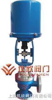 ZDSJ电动高压角式调节阀