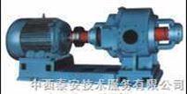 径向吸排气双作用单级水环真空泵及压缩机
