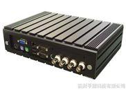 【特价供应】全铝工控机箱DDR3内存的酷睿双核无风扇工控机,监控工控机,无风扇工控机,酷睿双核工控机
