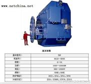 轧钢用大型变频调速同步电机
