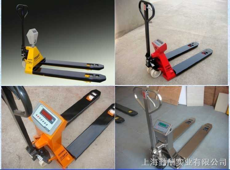 油漆厂:防爆0.5T叉车电子秤=叉车型0.5T防爆电子秤N