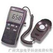 TES-1337高精度照度计_TES1337泰仕新款照度计