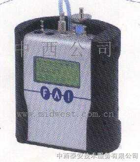 手持式烟道气体分析仪(德国)