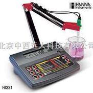型号:HANNA HI221C-台式实验室酸度计/ORP/温度测定仪 ...........