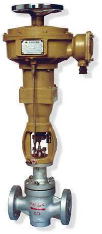 上海自动化仪表七厂 上仪七厂   Ⅲ型电动调节阀包括ZAZPC电动单座调节阀