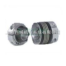 R+W微型金属波纹管联轴器MK5型