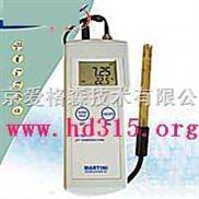 型号:milwaukeech/M-米克水质/便携式pH测定仪/便携式酸度计/温度计/PH/temp计.