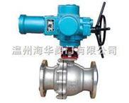 Q341Y-64C-DN100-高压球阀-浮动式电动高压球阀