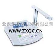 多参数水质测量仪(pH/ORP/离子/电导率/TDS/盐度/电阻率/溶解氧/温度) .