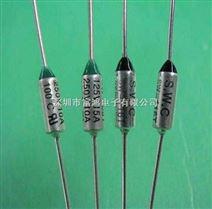 富鸿电子供应SWC温度保险丝/热熔断器