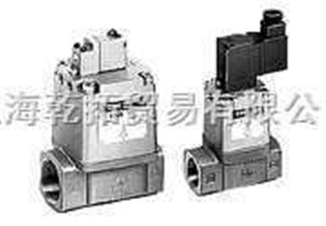 SMC流体控制用直动式2通电磁阀