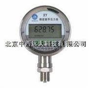 SZHT51-XY-103-0.1级数字精密压力表 型号:SZHT51-XY-103