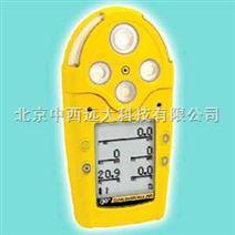 五合一气体检测仪(CO、O2、H2S、 CO2、可燃气)