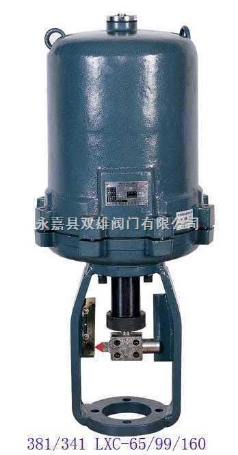 381/341RXB-10/20 角行程防爆型电动执行器