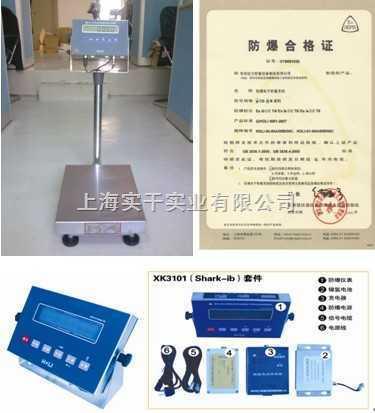 防暴称重系统 西安2kg防爆电子称重 仪器仪表