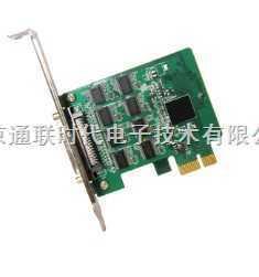 工业型2U小机箱通用8串口RS-232 PCI Express串口卡