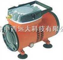 无油真空泵(与不锈钢过滤器配套使用) 型号:MT01 库号:M379295