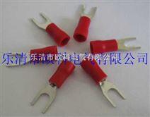 叉形冷压端子SV2-4