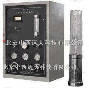 氧指数测定仪 型号:CN61M/NJJF-JF-3 库号:M370791