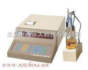 型号:SF-6-微量水分测定仪 型号:SF-6 库号:M368663