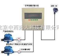 固定式氨��z�y�x/液氨泄漏�缶�器 型�:QTSB-JH6101-NH3 �焯�:M372578