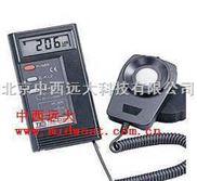型号:CN61M/1334A-照度计