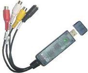 全国批发T510带音频的USB视频采集卡