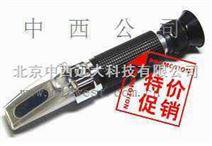 手持式折光仪/矿山乳化液浓度计/折射仪(0-15%)
