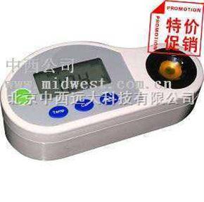 手持式数显糖度计/水果糖度计/数字折射仪/糖量计/便携式糖度计/便携式折光仪