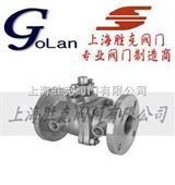德国GOLAN专业生产进口保温夹套球阀