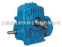现货供应HW型直廓环面蜗轮蜗杆减速机天津减速机经销处