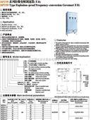 防爆变频调速器(II B)