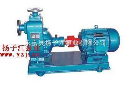 自吸泵厂家: ZX型自吸泵|自吸离心泵|工业自吸泵|卧式自吸离心泵