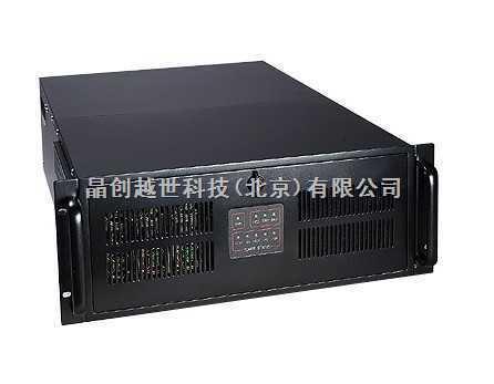 研�A�C箱4U 20槽上架式工控�C箱