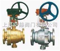 YQ341F氧气专用球阀