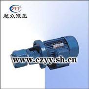 BB-B型-摆线齿轮油泵电机组(立卧式)