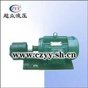 WBZ型-齿轮油泵装置(JB/ZQ4590-86)