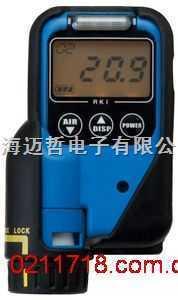日本理研OX-07型便携式氧气检测仪