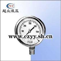 耐震压力表