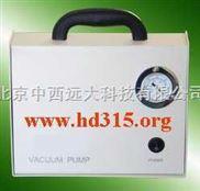 无油真空泵(国产) 型号:EF81-10