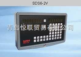 青岛二轴信和数显表SDS6-2V