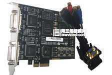 同三维T620E两路高清(DVI/VGA/HDMI/分量/复合) + 音频