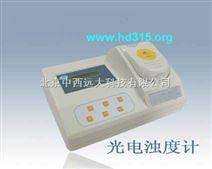 散射光浊度仪(0~20NTU, 0.01,国产)型号:XU12WZT-1C库号:M117666