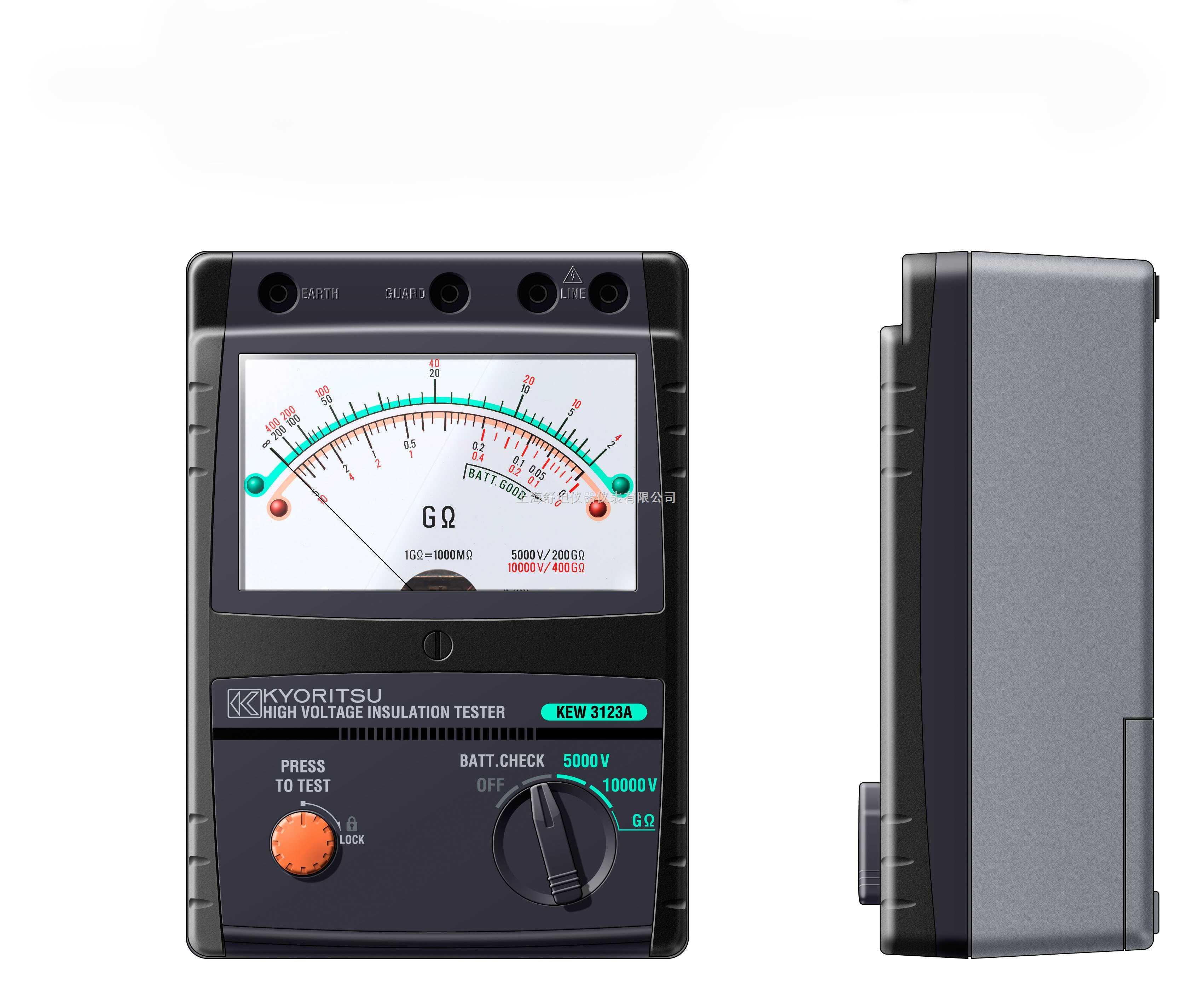 高压绝缘电阻测试仪3121a