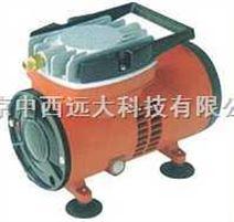 无油真空泵(与不锈钢过滤器配套使用) 型号:MT01