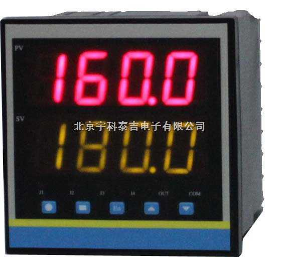 智能温度峰值显示测控仪